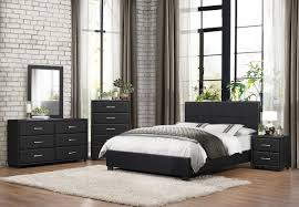 Black Vegas White Modern Grey Bedroom Sets Furniture ...