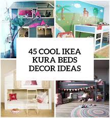 Elegant IKEA Loft Bed Ideas 45 Cool Ikea Kura Beds Ideas For Your