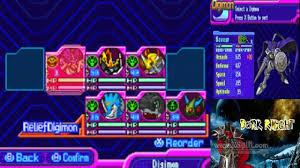 Digimon World Dawn Digivolution Chart Digimon Dusk Chaosgallantmon Digivolution
