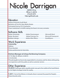 How To Write Your First Resume Writing Tips For Teens Without Job