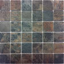 For The Accent Border In X In Aspen Sunset Glazed - Glazed bathroom tile