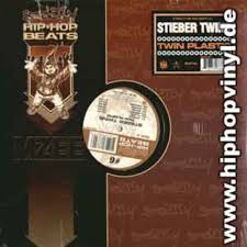Stieber Twins Twin Plastic Vinyl Lp De Original Hhv