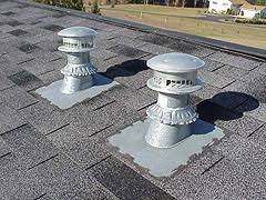 plumbing roof vent. Remove A Metal Chimney Flue Or Vent Pipe. Plumbing Roof