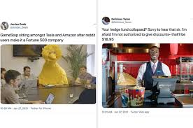 American video game retailer gamestop has made a splash in the news this week after a showdown took place between hedge funds attempting to short sell the company's stocks and redditors. Best Gamestop Stock Reddit Wall Street Memes And Tweets
