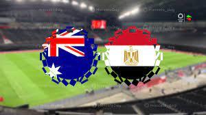 موعد مباراة مصر واستراليا في اولمبياد طوكيو 2020 والقنوات الناقلة