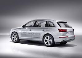 Audi Q7 e-tron 3.0 TDI quattro | Audi MediaCenter