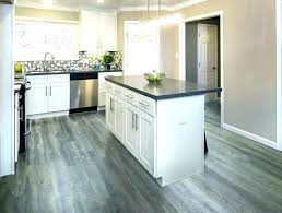 grey vinyl plank flooring gray installation on concrete kitchen impressive dark oak gr