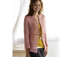 Lion Brand Free Crochet Patterns Beauteous Pearl's Cardigan Crochet Lion Brand Yarn