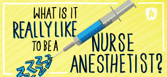 what is it really like being a nurse anesthetist