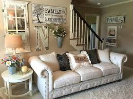 Decorating A Large Living Room Awesome Wall Decor For Living Room Us On Dining With Regard To Large
