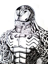 Small Picture Venom Coloring Pages Comic Book Coloring Pages Pinterest Venom