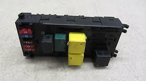 98 02 mercedes w208 clk320 clk430 w210 sam relay fuse box control 98 02 mercedes w208 clk320 clk430 w210 sam relay fuse box control module a 0195455632