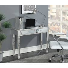 mirrored office furniture. Maison Rouge Chopin Mirrored Desk Vanity - Free Shipping Today Overstock 21121424 Office Furniture M