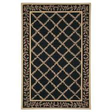 black and gold damask area rugs lacey modern vintage rug white the home depot furniture alluring compressed