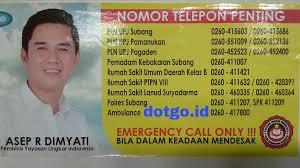 222 likes · 39 talking about this. Nomor Telepon Darurat Dinas Kebakaran Ambulan Polres Rumah Sakit Dan Pln Di Subang Dotgo Id