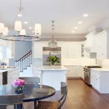 eat in kitchen lighting. neutral transitional eatin kitchen with white cabinets eat in lighting