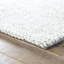 braided wool rug winter white braid rugs made in off targets home chunky white braided rug