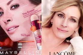 maybelline and lancôme ads banned in the u k for excessive airbrushing