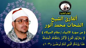 قناة المعارف الشحات محمد انور