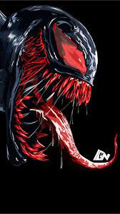Iphone 7 Venom Wallpaper 4k