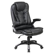 desk chairs uk.  Chairs More4Homes Smallwise Trading BROWNLUXURY RECLINING EXECUTIVE HIGH BACK  OFFICE DESK CHAIR FAUX LEATHER SWIVEL Style Inside Desk Chairs Uk