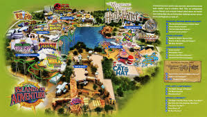 universal's islands of adventure vacation guide