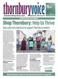Thornbury Voice September 2020 by Thornbury Voice - issuu