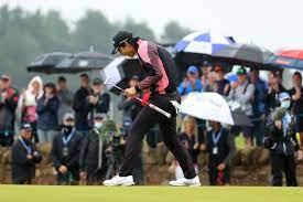 the Scottish Open ends in a playoff ...