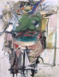 richard gray gallery artists exhibitions publications art fairs information news willem de kooning woman green oil on canvas 30 x 23 inches x cm