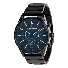 mens watches digital analog tide quiksilver mens the timebox chrono 48mm stainless steel watch