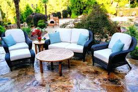 patio ideas tortuga outdoor sea pines jakarta teak 6pc seating set with round coffee table
