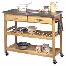 Unfinished Furniture Kitchen Island Breakfast Bar Kitchen Cart Wood Top Kitchen Cart With Breakfast