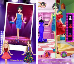 dress up salon games apk