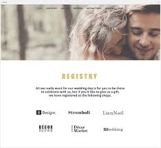 Free Wedding Website Templates Enchanting How To Create A Wedding Website That Wows Your Guests
