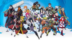 Naruto | Naruto characters, Wallpaper naruto shippuden, All naruto  characters wallpaper