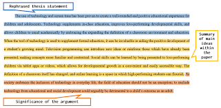 Conclusion Generator For Essays Introductions Conclusions Ashford Writing Center