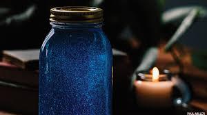 try a diy glitter jar