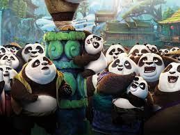 Wallpaper Kung Fu Panda 3, Panda ...