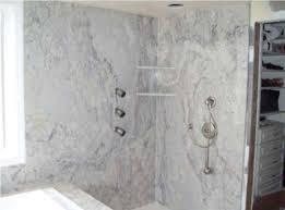 bathroom shower walls shower wall