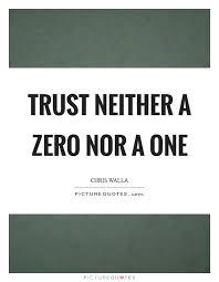 zero quotes