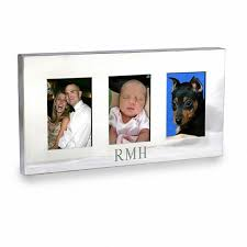 Design your own picture frame Wooden Silverplated 2 Waterville Creates Silverplated 2