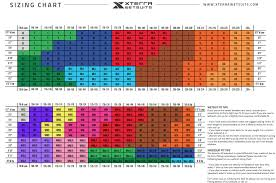 Size Guide Chart Wetsuit Size Chart