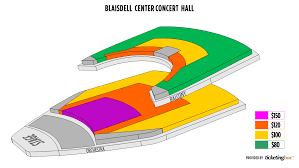 Neal Blaisdell Concert Hall Seating Chart Honolulu Blaisdell Concert Hall