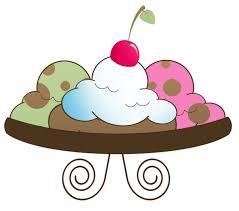Image result for ice cream sundae clipart