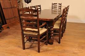 barley refectory table ladderback chair kitchen set barley refectory table ladderback chair kitchen set e view this for yourself in our hertfordshire