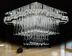 Lüster Kronleuchter Led Deckenlampe Kristallglas Atris 24