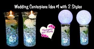 vase lighting ideas. lighted vase centerpiece with flower wedding idea 1 youtube lighting ideas