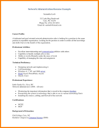 Resume Examples For Jobs With Little Experience How To Write A