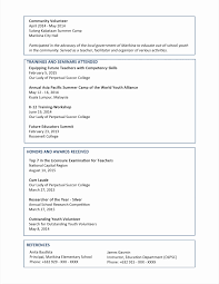 It Resume Samples Fresh Resume Templates For Recent College