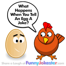 the funny egg joke
